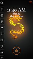 Screenshot of Dragon - Start Theme