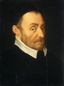 RIJKS: circle of Dirck Barendsz.: painting 1592