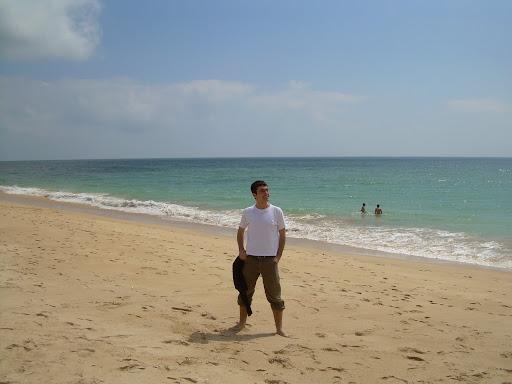 Algarve. 10 kwietnia.