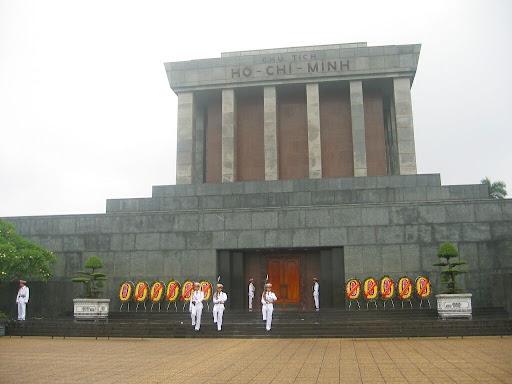 Ho Chi Minh wiecznie żywy