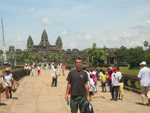 Główna świątyna Angkor Thom