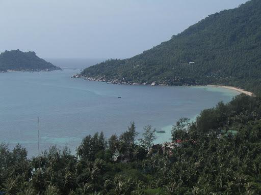 Ko Tao - jedna z wysp na wschodnim wybrzeżu