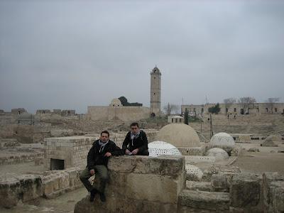 W starożytnym Aleppo