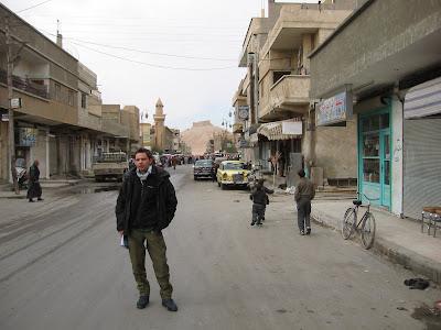Ulice Palmyry