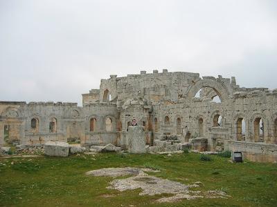 Ruiny San Simon