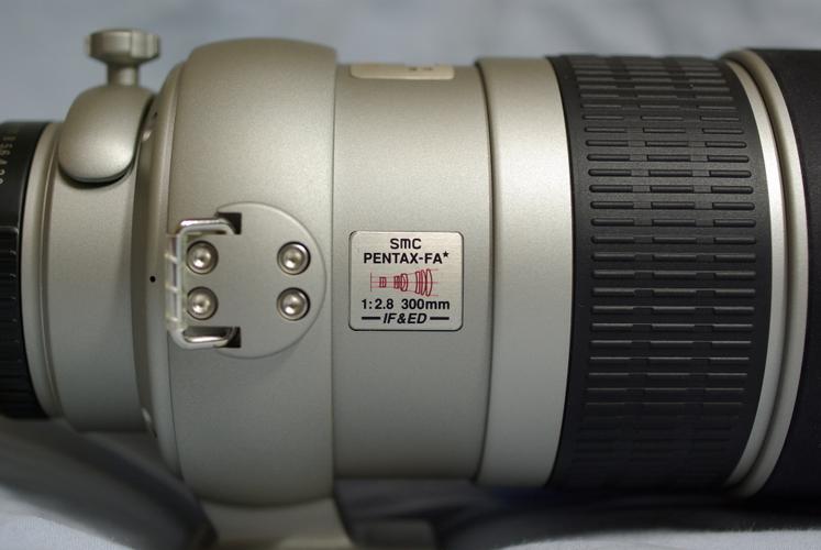[開箱] FA*300 F2.8