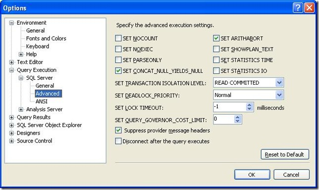 ssms-advanced-options