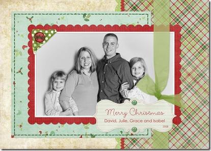 christmascardonepicplaidsha