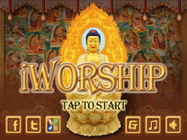 Screenshot of iWorship
