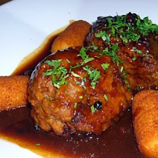 Meatballs in Beer Sauce