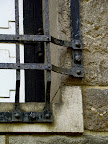 iron bar window