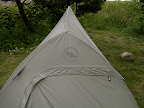 The Big Agnes Seedhouse SL2 tent at Saiko Lake 02