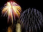 Weeping fireworks