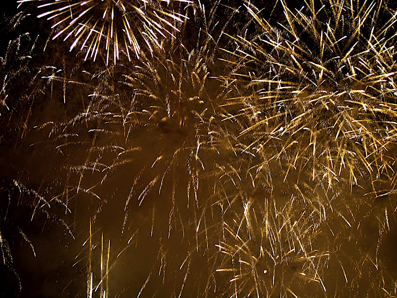 The big fireworks finale