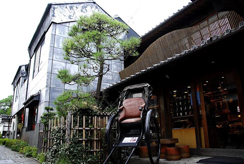 riksha in Kawagoe