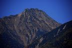 The 2899m peak of Akadake