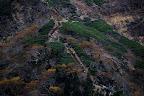 Once past Gyoja Hut, the trail got STEEP