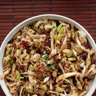 Cabbage Salad Balsamic Vinegar Recipes