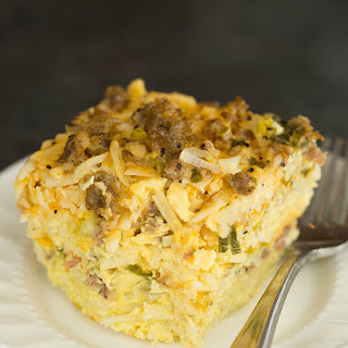 Crock Pot Hash Brown Breakfast Recipes