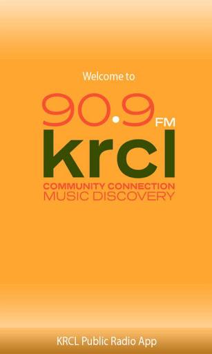 KRCL Public Radio App