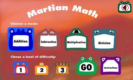 MartianMath