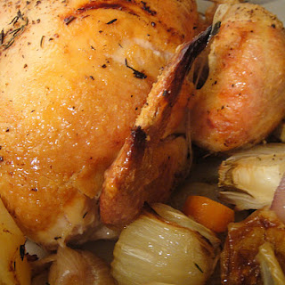 Thomas Keller's One-Pot Roast Chicken