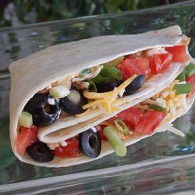 Kid-Friendly Taco-Burritos