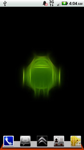 tha-entity-adw-theme for android screenshot