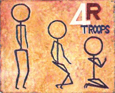 4 r troops