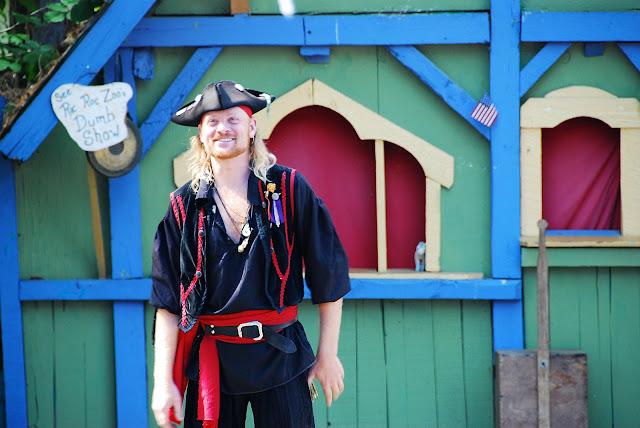 Renaissance Festival Costumes - pirate