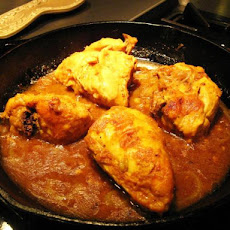 Onion Sauce Chicken