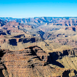 The Grand Canyon by Shawn Klawitter - Landscapes Caves & Formations ( vacation, nature, wonder, grand canyon )