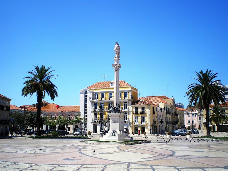 Praça du Bocage
