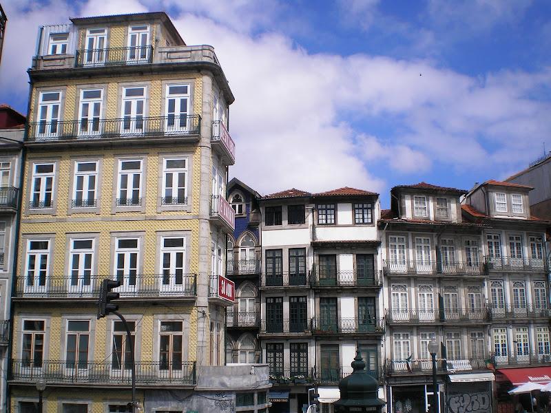 Porto, Janelas