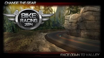 Screenshot of BIKE RACING 2014