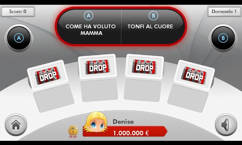 The Money Drop Screenshot