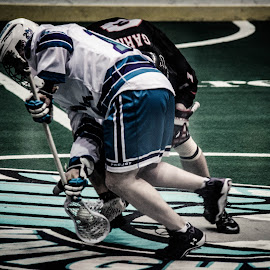 GG by Enrique Santana Carballo - Sports & Fitness Lacrosse ( sports, game, vancouver, lacrosse, rochester )