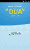 Screenshot of Muslim Kids Series : Dua