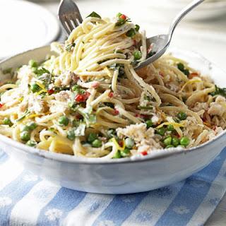 Crab Fat Pasta Recipes
