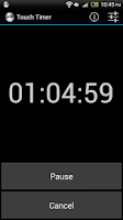Screenshot of Timer