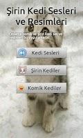 Screenshot of Kedi Sesleri