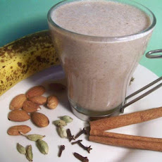 Spiced Date Smoothie