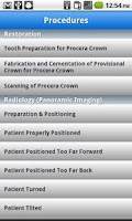 Screenshot of Dentistry ProConsult