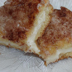 Cinnamon Cream Cheese Squares