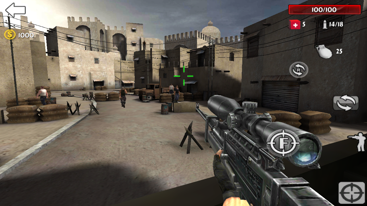 Sniper Killer War Screenshot 5