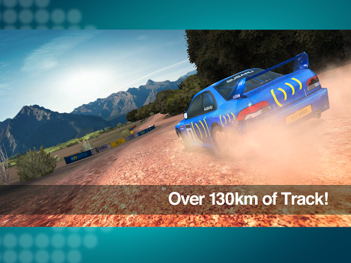 Colin McRae Rally - screenshot