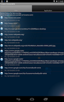 Screenshot of Funamo Accountability