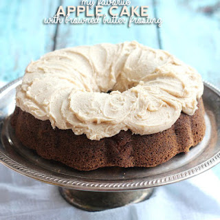 Apple Cake Glaze Icing Recipes
