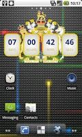 Screenshot of Royal Wedding Countdown