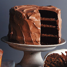 Mile-High Chocolate Cake